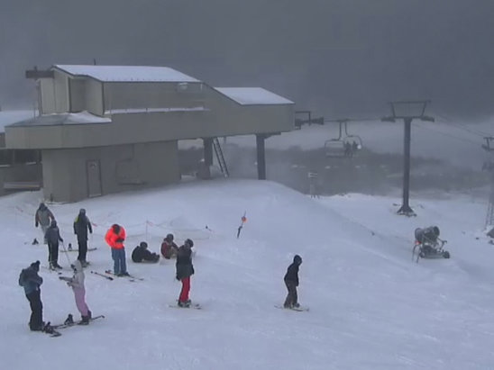 Beech Mountain Resort - Fresh Powder!! Awesome day on the slopes!!❄️❄️⛷⛷ - © John