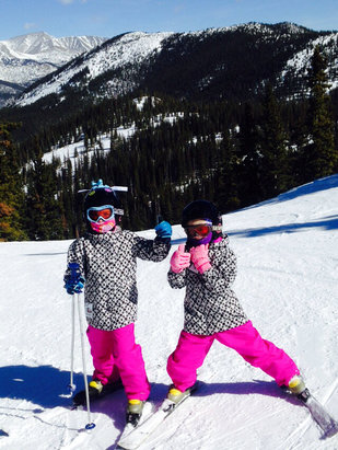 Monarch Mountain - Great day on the mtn!  Thanks ️monarch for being awesome!