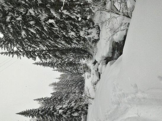 La Thuile - neve in mattinata nella valle del Ruitor - © edoardomil01