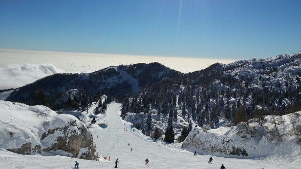 Piancavallo - Le piste sono tutte aperte e si scia bene.  - © caimano80