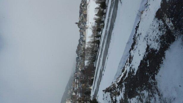 Les Angles - bonne chutes de neige idéal pour faire de la luge et du skis  - © Éric Guerin 17