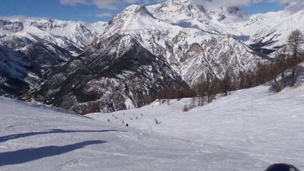 Bardonecchia - giornata perfetta....neve il giusto  - © Piero
