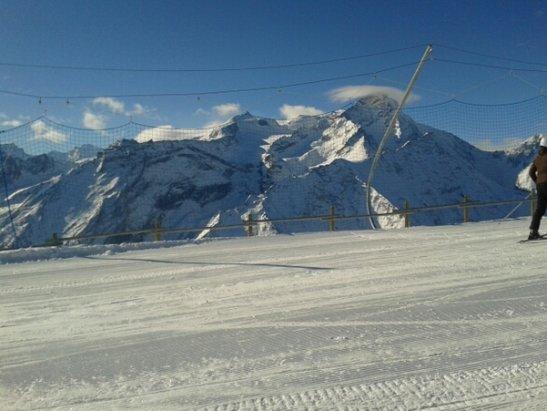 Pila - Neve ottima e piste perfette, qualche impianto un po obsoleto - © gualtiero.lampertico