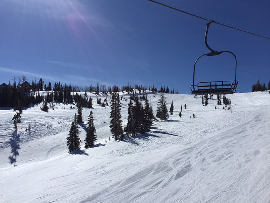 Brian Head Resort - Absolutely beautiful here today! - © Russ 6