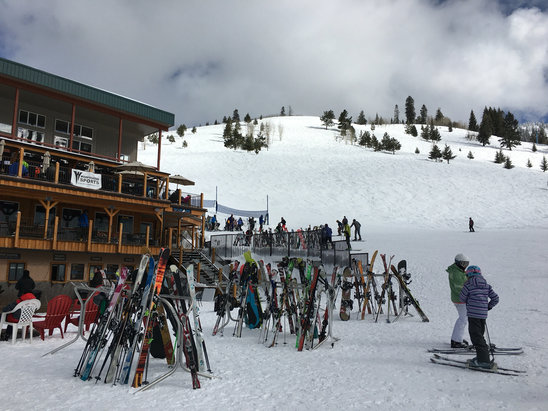 Brundage Mountain Resort - [! skireport_firsthandpost_pagetitle ] - © daddyo