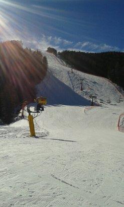 Folgaria - ottima neve e piste ben tenute - © elenario90
