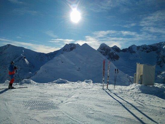 Lizzola - Piste tutte aperte e neve fantastica.. Spettacolo!  - © mauri