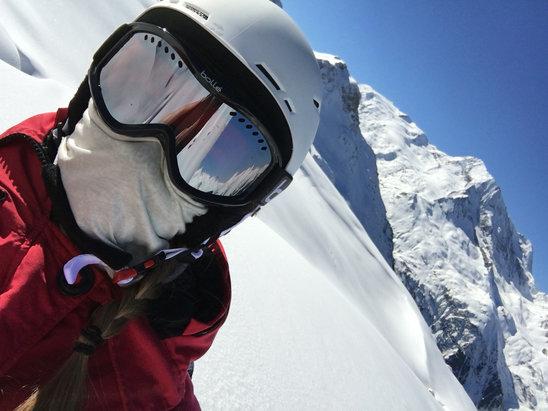 Sainte Foy Tarentaise - [! skireport_firsthandpost_pagetitle ] - © iPhone de Vincent