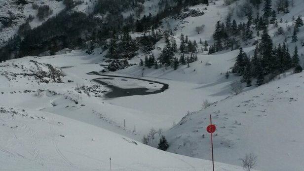 Les Monts d'Olmes - lac de fagebelle - © roux_yohann