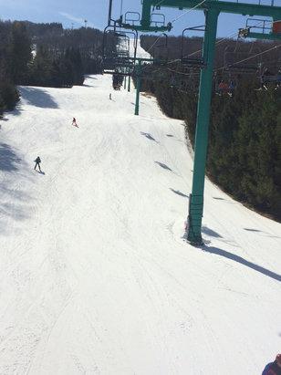 Elk Mountain Ski Resort - Great day at ELK MOUNTAIN today - © ski king