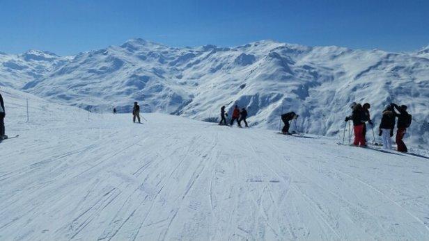 Meribel - Firsthand Ski Report - ©m.hixson
