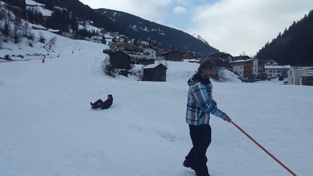 - © wat een geweldig skigebi