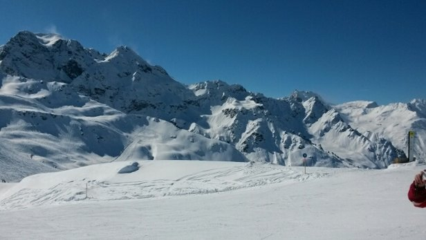 Silvretta Montafon - [! skireport_firsthandpost_pagetitle ] - © armin.ah71