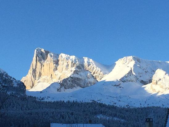 Superdevoluy / La Joue du Loup - [! skireport_firsthandpost_pagetitle ] - © pic de bure