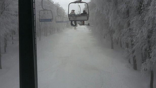 Passo Lanciano - Majelletta - [! skireport_firsthandpost_pagetitle ] - © danieletragnone77