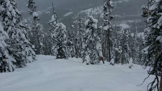 Winter Park Resort - things feel so good after a nice big dump - ©lil robby fedders