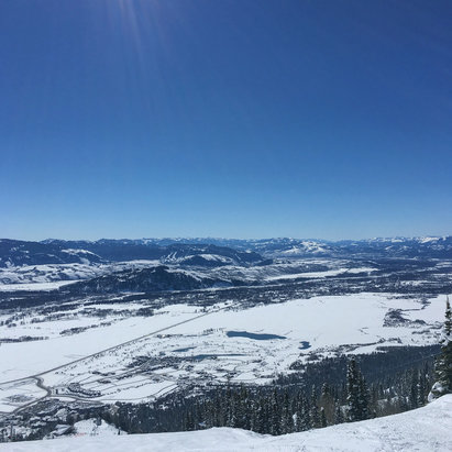 Jackson Hole - Great spring ski day! - © Pork Dumpling