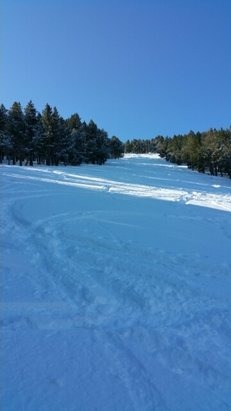 Ventoux - Mont Serein - a passé une bonne journée le 18 et 19  22 cm de neige fraîche dans la semaine mais ça ne tiendra pas longtemps  - © landriamifidy