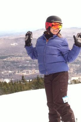 Mount Snow - Firsthand Ski Report - ©Kat xoxo