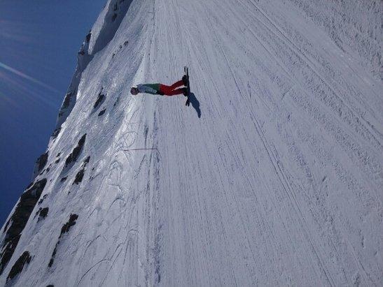 Flaine - Excellent resort...Excellent ski condition till 14. - © dasavransky