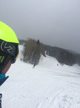 Telluride - Firsthand Ski Report - ©Xavier Melendez's iPhone