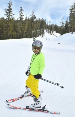 Sierra-at-Tahoe - . . . w/ the pic on 03/19 - © IslandBoy