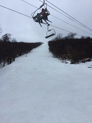Sugarbush - Steins was mint today after the rain  - © JON'S IPHONE