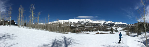 Telluride - Awesome snow and great views!!!