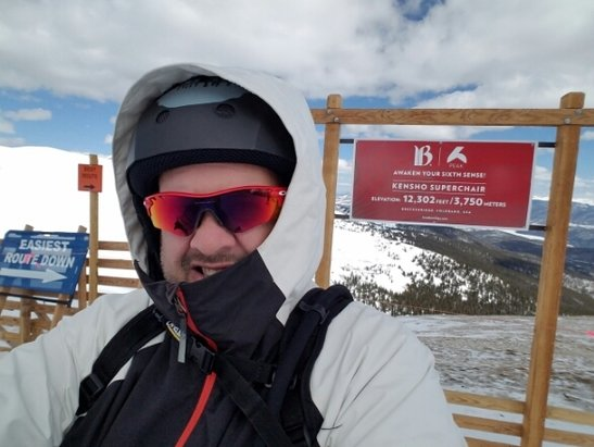 Breckenridge - Perfect spring conditions no lift lines - ©anonymous user