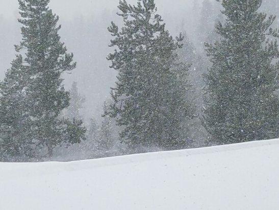 Breckenridge - Firsthand Ski Report - ©DJW