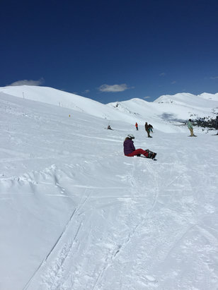 Breckenridge - Nice day out there! Soft snow - © iPhone (10)