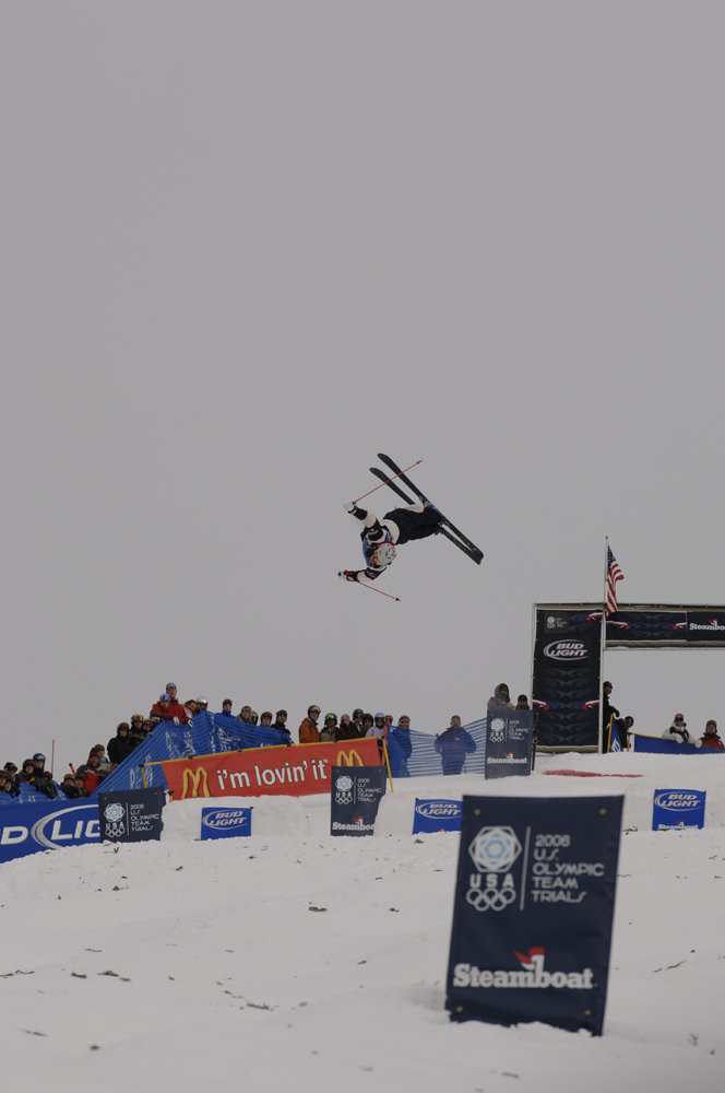 Olympic Trials at Steamboat, CO