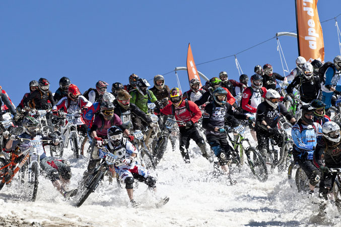 (event) - Megavalanche (photo Laurent Salino)