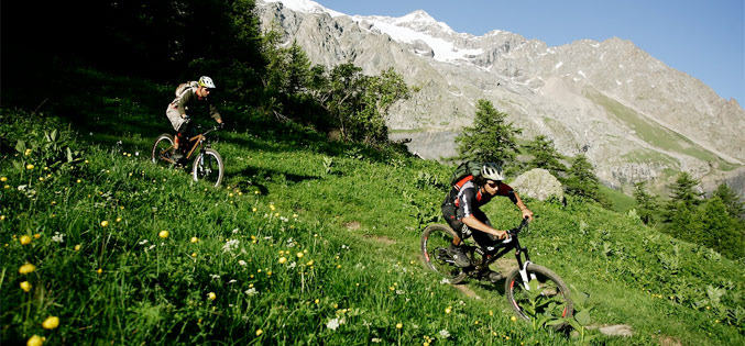 Les Menuires - Val Thorens Mountain Bike