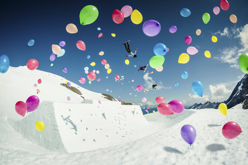 Happy Wintertime! - ©Red Bull Illume | Markus Rohrbacher