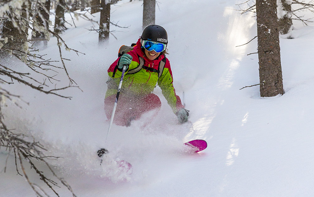 Women's Weekend - © https://www.skitaos.com/event/women16/