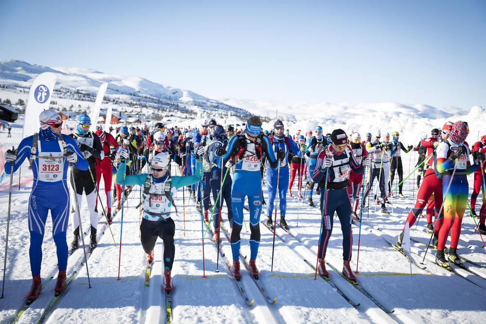 null - © Skiløp