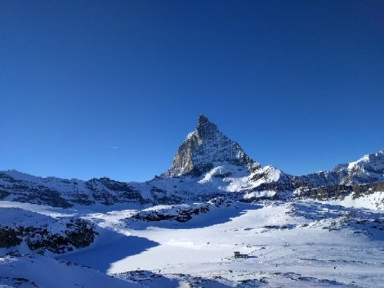 Zermatt - Excellent conditions for low season - © anonymous
