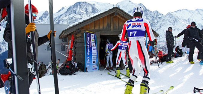 (event) - Kandahar (photo JC Poirot / Club des Sports Chamonix)
