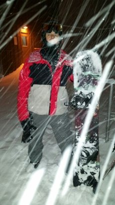 Keystone - last night was amazing like riding a cloud. - © anonymous