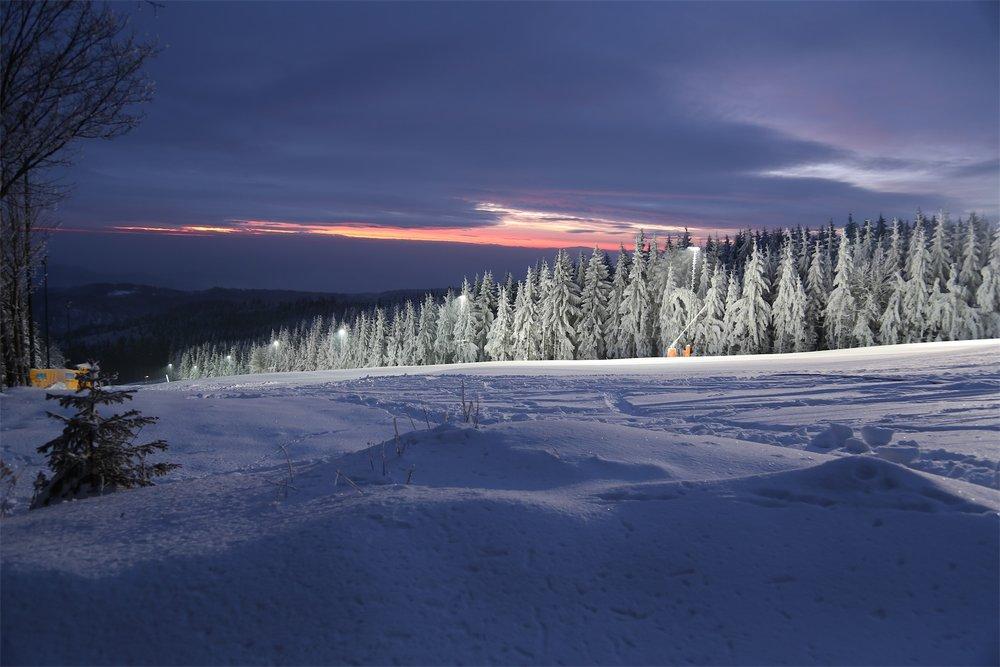 Wunderbares Naturschauspiel im Skigebiet Jauerling - © Josef Salomon - wachaufoto.at