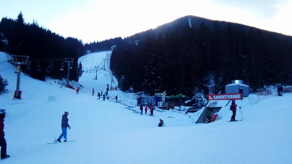 Ski Opalisko 6.1.2017 - © facebook Ski Opalisko