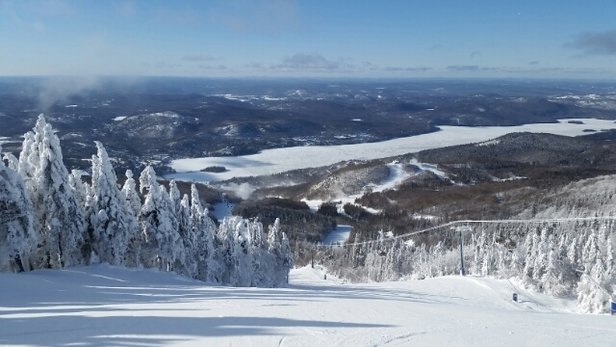 Tremblant - So.... How is your work day ?
