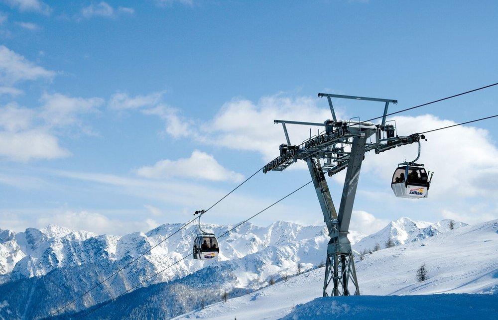 Winterlandschaft im Skizentrum Sillian - © Skizentrum Sillian