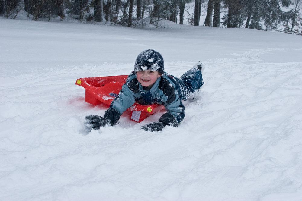 Viel Spaß im Skigebiet Waldkirchen-Oberfrauenwald - © Tourismusbüro Waldkirchen