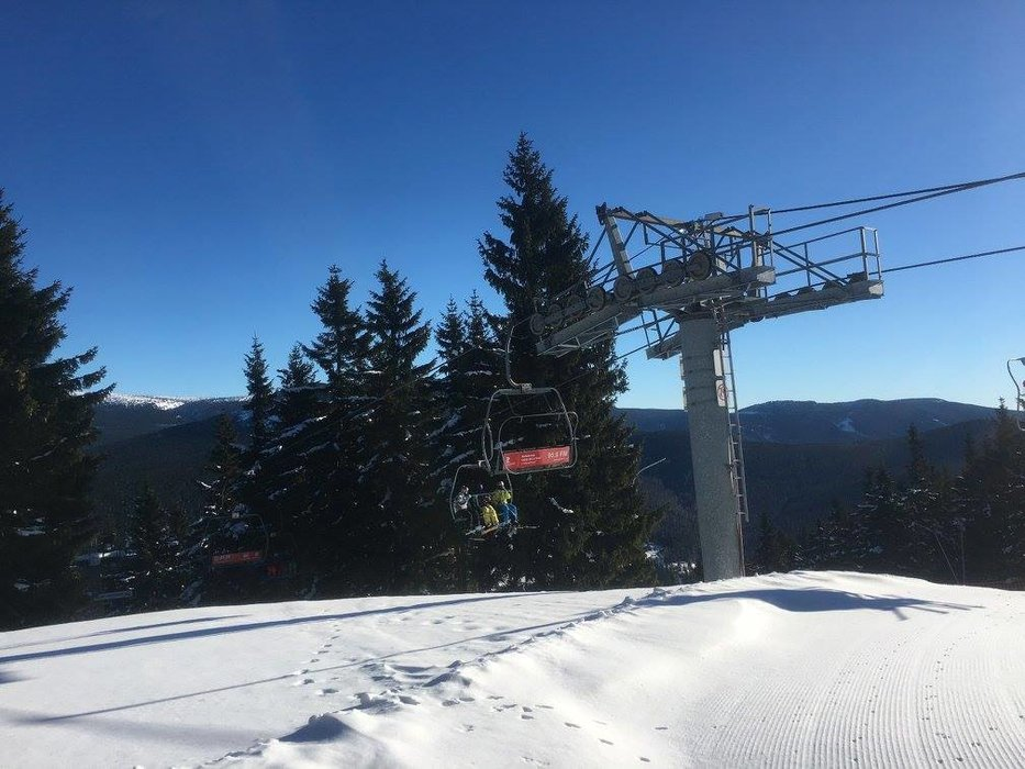 Harrachov 22.1.2017 - © SA Harrachov facebook