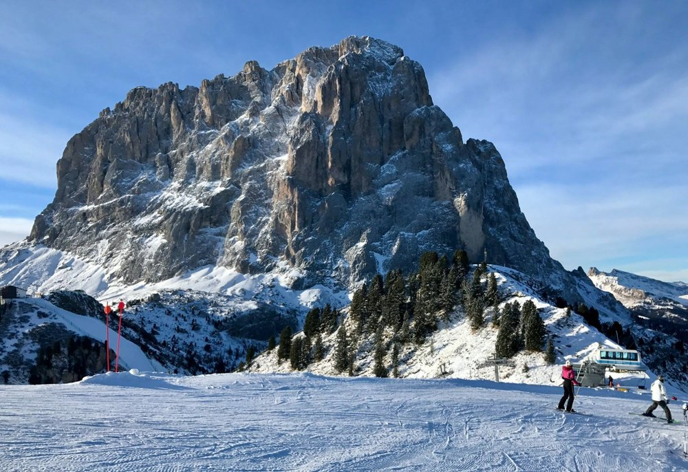 Dolomiti Superski, Ciampinoi - © Dolomiti Superski Facebook