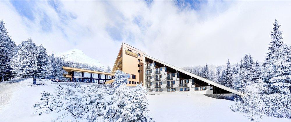Hotel Fis Szczyrbskie Jezioro - © TMR