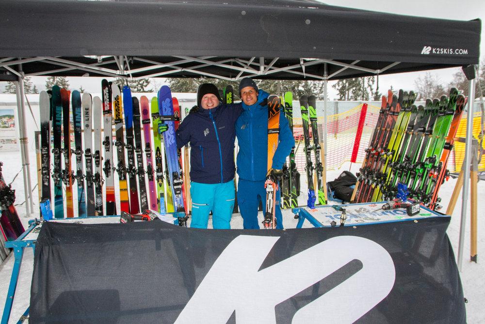 Neue Ski von K2 für die Saison 17/18 - © Skiinfo