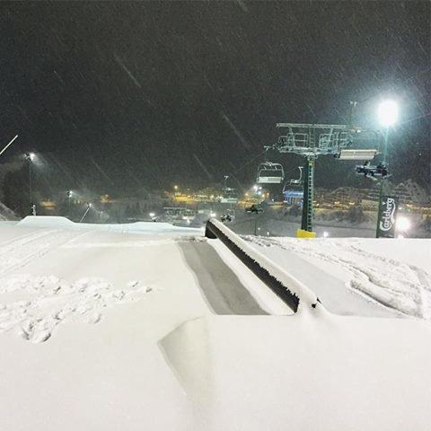 Prato Nevoso 11.01.17 - © Prato Nevoso Ski Facebook